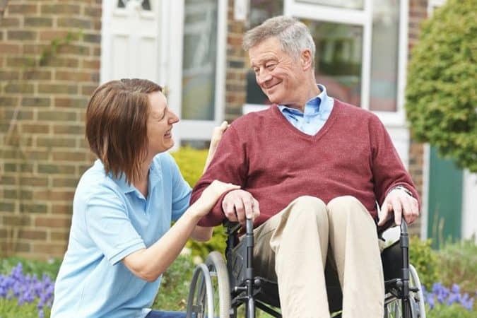 Coping With a Loved One Getting Older